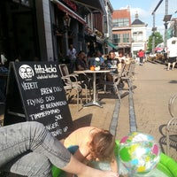 Photo taken at Eetbar Het Concerthuis by Martien V. on 7/6/2013