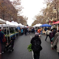 Photo taken at Old Oakland Farmers' Market by Caitlin K. on 11/16/2012