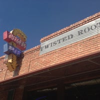 Photo taken at Twisted Root Burger Company by Caitlin K. on 11/21/2012
