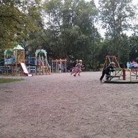 Photo taken at Детская площадка by Макс К. on 6/20/2013