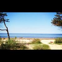 Снимок сделан в Ягринский пляж пользователем Марина А. 6/1/2013