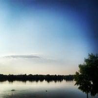 Снимок сделан в Оболонский пляж пользователем Dmitry L. 6/8/2013