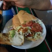 Photo taken at Taqueria El Mexicano by Abiu M. on 6/29/2013