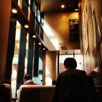 Photo taken at Starbucks by Yutaro T. on 3/16/2013