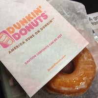 Photo taken at Dunkin' Donuts by Eneida D. on 2/16/2013