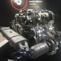 Photo taken at Bugatti | Automobil Forum Unter den Linden by Seren A. on 5/23/2016