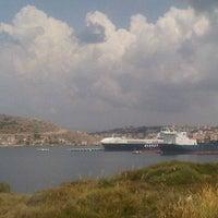6/12/2013 tarihinde Seda O.ziyaretçi tarafından Fener Koyu'de çekilen fotoğraf