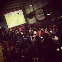 Photo taken at Meazza Futsal by Junza H. on 8/27/2013
