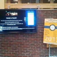 Photo taken at Suffolk University Sawyer Building by A.P. Blake on 1/4/2013