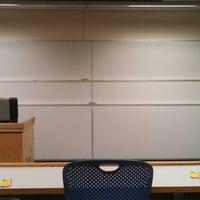 Photo taken at Suffolk University Sawyer Building by A.P. Blake on 2/14/2013