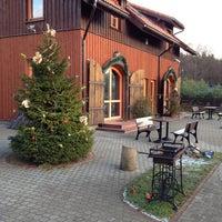 Photo taken at Karklės Sodyba by Masha N. on 1/6/2015