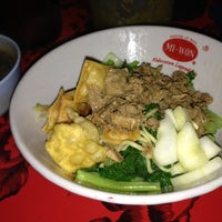 Photo taken at Mie Titin by Diego D. on 4/22/2013