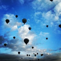 Photo taken at Ürgüp Hot Air Balloons by Eda D. on 4/21/2013