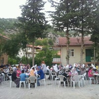 Photo taken at cendeve köyü akseki by harun on 7/21/2013