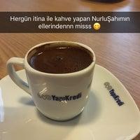 Photo taken at Yapi Kredi Bankasi Beylikdüzü Beykent Şubesi by Aribük Nahrut on 10/5/2016
