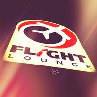 Photo taken at Flight Lounge by Danyel V. on 3/22/2013