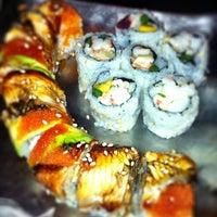 Photo taken at Coast Sushi Bar by Beata M. on 1/18/2013