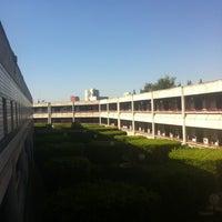 Photo taken at Universidad Iberoamericana Puebla by Miguel C. on 10/24/2012