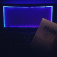 Photo taken at Odeon by The P. on 8/20/2013