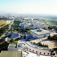 Photo taken at Mersin Üniversitesi by Zekeriya B. on 1/6/2013