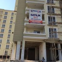 Photo taken at Öncel Insaat by İbrahim Ö. on 8/30/2014