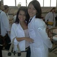 Photo taken at Laboratório de Anatomia by Neyla M. on 2/20/2013