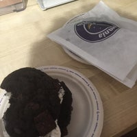 Photo taken at Insomnia Cookies by Courtney K. on 7/24/2016
