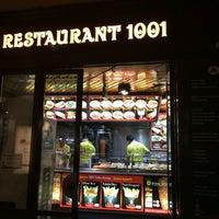 Photo taken at Restaurant 1001 by Serdar on 12/8/2014