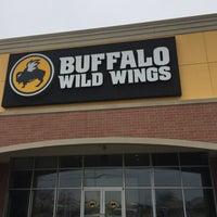 Photo taken at Buffalo Wild Wings by John M. on 3/26/2016