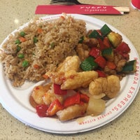 Photo taken at Panda Express by John M. on 3/11/2017