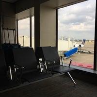 Photo taken at Gate 5 by John M. on 11/4/2017