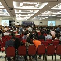 Photo taken at Centro de Convenções de Natal by Augusto M. on 5/17/2013