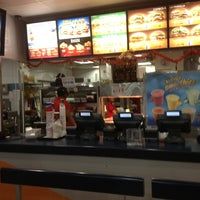 Photo taken at Burger King by Alejandra B. on 12/29/2012
