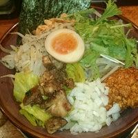 Photo taken at 光麺 上野店 by ぞひ 田. on 10/12/2015