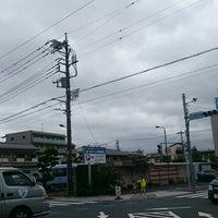 Photo taken at 中山道蕨宿本陣跡交差点 by ぞひ 田. on 7/9/2016
