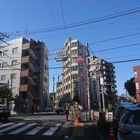 Photo taken at 仙台坂上交差点 by ぞひ 田. on 11/9/2017