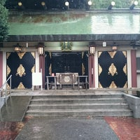 Photo taken at 貴船神社 by ぞひ 田. on 8/20/2016