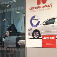 Photo taken at Autocentrum ESA, Brno by Milan M. on 12/8/2017