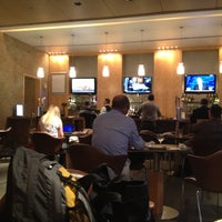 Photo taken at American Airlines Admirals Club DFW-A by Jack S. on 4/18/2013