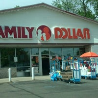 Photo taken at Family Dollar by Heather M. on 5/26/2013