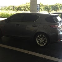 Photo Taken At South Bay Lexus Service Department By Martin On 3/23/2013 ...