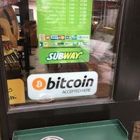 Photo taken at Subway by Jakub B. on 2/19/2017
