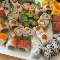 Photo taken at Kitaro Sushi by Christina A. on 3/11/2016