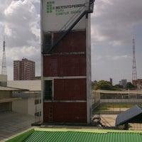 Photo taken at IFPA - Instituto Federal de Educação, Ciência e Tecnologia do Pará by Igor P. on 12/19/2012