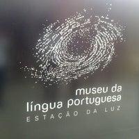 Foto tirada no(a) Museu da Língua Portuguesa por Raul U. em 2/17/2013
