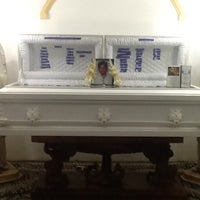 Photo taken at Rizal Funeral Homes by Joana M. on 5/12/2013