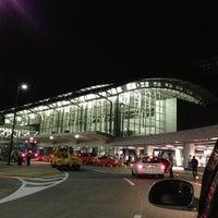 Photo taken at Juan Santamaría International Airport (SJO) by Valeria C. on 4/29/2013