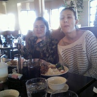 Photo taken at Full House Asian Bistro by Katie C. on 1/5/2013