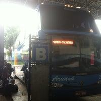 Photo taken at Terminal Rodoviário Engenheiro Huascar Angelim by Valdeilson C. on 1/18/2013
