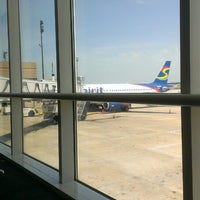 Photo taken at Gate A25 by Errol B. on 6/28/2013